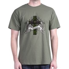 Murray Tartan Cross T-Shirt