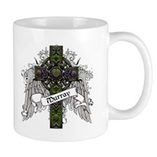 Murray Tartan Cross Mug