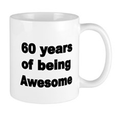 60 years of being Awesome Mugs
