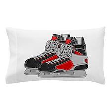 Ice Skates Pillow Case