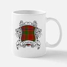 Munro Tartan Shield Mug