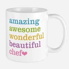 Amazing Chef Mugs