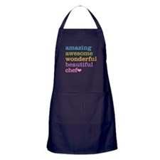 Cute Catering Apron (dark)