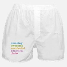 Cute Dining Boxer Shorts
