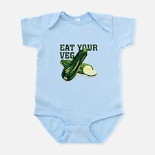 Eat Your Veg Body Suit