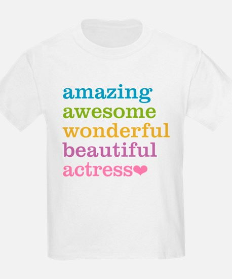 Amazing Actress T-Shirt