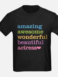 Amazing Actress T-Shirt