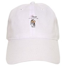 Just Married A Long Time Ago Anniversary Gifts Baseball Baseball Cap