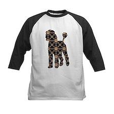Pop Art Poodle Baseball Jersey