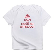 Cute Keep out Infant T-Shirt