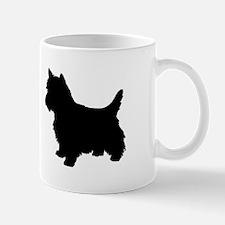 Cairn Terrier Black 2 Mugs