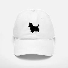 Cairn Terrier Black 2 Baseball Baseball Baseball Cap