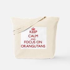 Cute I heart monks Tote Bag
