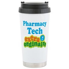 Cute Pharmacy technician job Travel Mug
