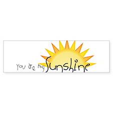 Sunshine4 Bumper Bumper Sticker