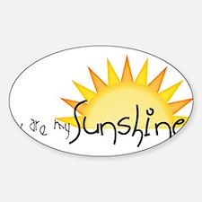 Sunshine4 Decal