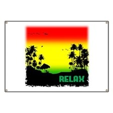 rasta relax Banner