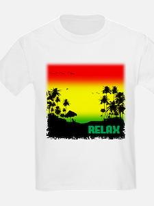 rasta relax T-Shirt