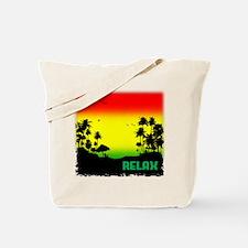 rasta relax Tote Bag