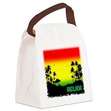 rasta relax Canvas Lunch Bag