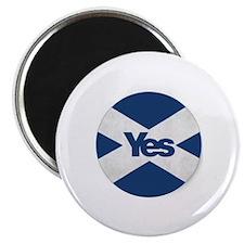 Unique Independence for scotland. Magnet