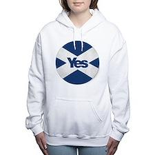 Cute British Women's Hooded Sweatshirt