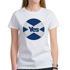 Cute Scotland independence Tee
