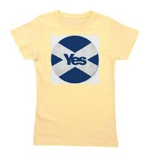 Funny Independence for scotland. Girl's Tee