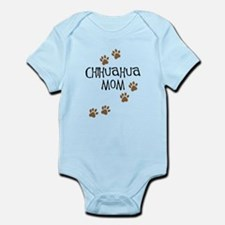 Chihuahua Mom Infant Bodysuit