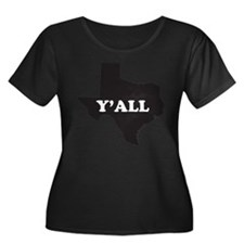 Texas Yall Plus Size T-Shirt