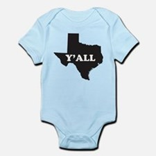 Texas Yall Body Suit