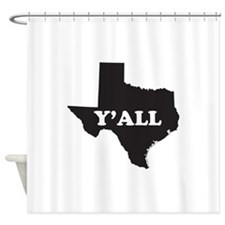 Southern Shower Curtain