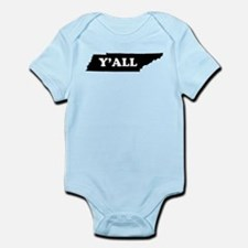 Tennessee Yall Body Suit
