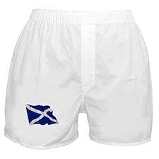 Classic Scots Flag Boxer Shorts