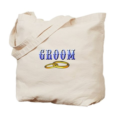 Groom - Rings Tote Bag