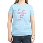 Pink Chihuahua Mom Women's Light T-Shirt
