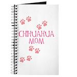 Pink Chihuahua Mom Journal