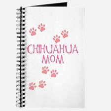 Pink Chihuahua Mom Journal