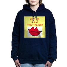 TAROT.png Women's Hooded Sweatshirt