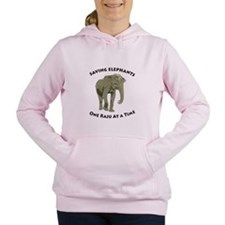 One Raju At A Time Women's Hooded Sweatshirt