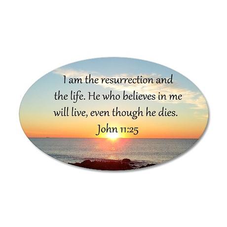 JOHN 11:25-26 | A CHRISTIAN PILGRIMAGE