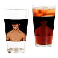 lance pekus Drinking Glass