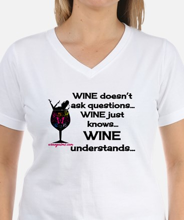 Wine Understands T-Shirt