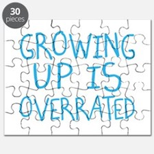 Growing Up Is Overrated Puzzle