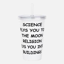 science Acrylic Double-wall Tumbler