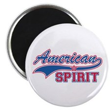 "American Spirit 2.25"" Magnet (10 pack)"