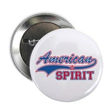 "American Spirit 2.25"" Button (10 pack)"