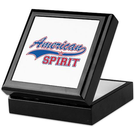 American Spirit Keepsake Box