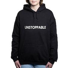Unstoppable Women's Hooded Sweatshirt