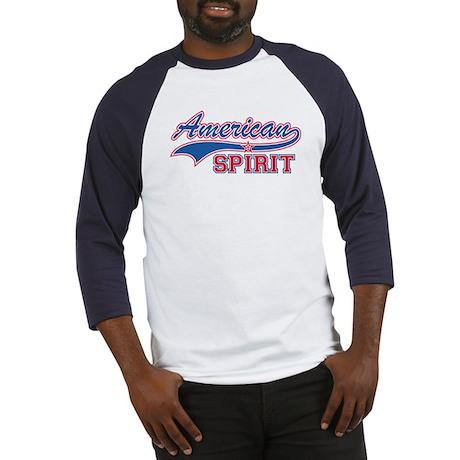 American Spirit Baseball Jersey